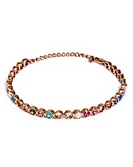 Bracelet With Swarovski Crystal