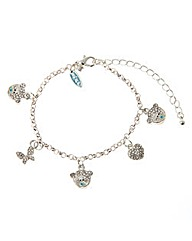 Me To You Tatty Teddy Charm Bracelet