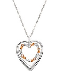 Clogau Tree Life Eternity Heart Pendant