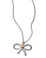 Clogau Tree of Life Bow Pendant