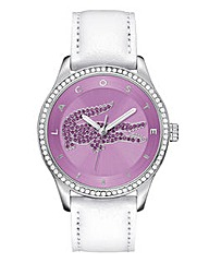 Lacoste Ladies Pink Dial Watch