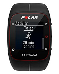 Polar M400 Black Smartwatch