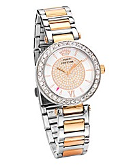 Juicy Couture Two-tone Bracelet Watch