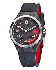 Scuderia Ferrari Lap Time Gents Watch