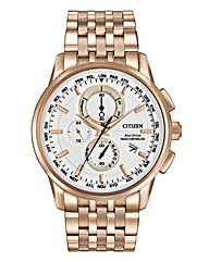 Citizen Eco-Drive Chronograph Watch