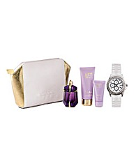 Thierry Mugler Alien Gift Set & Watch
