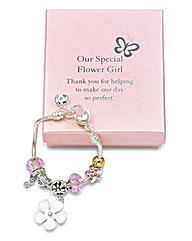 Wedding Gift Heart Bracelet