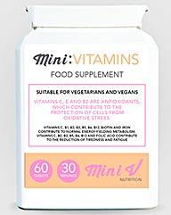 Mini Vitamins Food Supplement