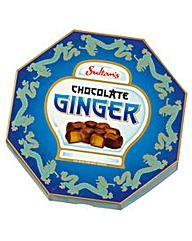 Sultans Plain Chocolate Ginger Box