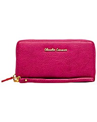 Claudia Canova Small Zip Round Purse