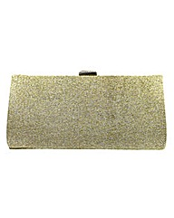 Sparkle Framed Clutch Evening Bag