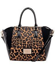 Smith & Canova Twin Strap Tote Style Bag
