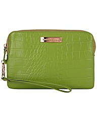 Smith & Canova Power Purse - Croc Effect