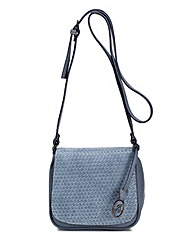 Rosie - Flap Over Saddle Bag