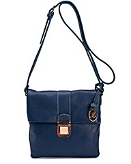 Avery - Flapover Cross Body