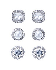 Mood Bumper Stud Earring Set