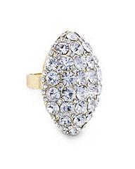 Mood Crystal Cocktail Ring