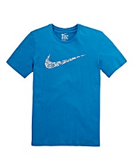 Nike Swoosh Palm Print T-Shirt