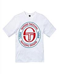 Sergio Tacchini White Costello T-Shirt