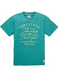 Jacamo Baskin Graphic T-Shirt Regular