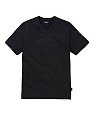 Southbay Unisex Black V Neck T-Shirt