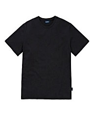 Southbay Unisex Black Crew Neck T-Shirt