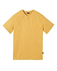 Southbay Unisex Gold Crew Neck T-Shirt