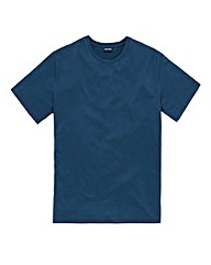 Southbay Unisex Teal Crew Neck T-Shirt