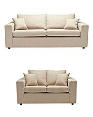 Alicante 3 Seater Sofa Plus 2 Seater