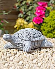 Stone Effect Tortoise