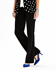 Petite Bootcut Trousers Length 26in