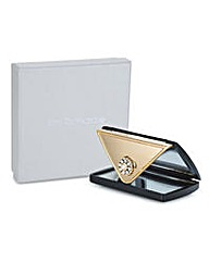 Jon Richard Black compact mirror