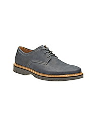 Clarks Newkirk Plain Shoes