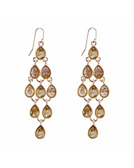 Mood Teardrop Chandilier Earring