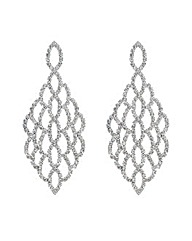 Mood Chandelier Style Diamante Earring