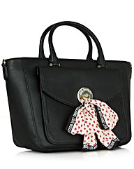 Love Moschino Black Shopper