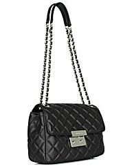 Michael Kors S LG C Black Shoulder