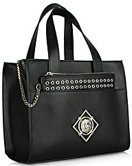 Versus Versace V H Black Bag