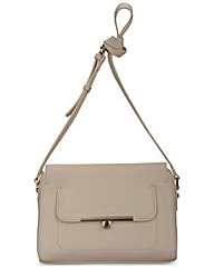 Smith & Canova Zip Top Cross-body