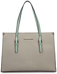 Smith & Canova Twin Strap Tote Bag
