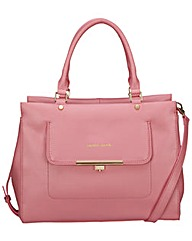 Smith & Canova Zip Top Tote