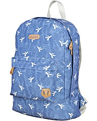 Brakeburn Hummingbird Fern Back Pack