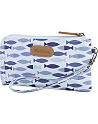 Brakeburn Fishes Clutch Purse