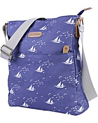 Brakeburn Boats & Birds Large Saddle Bag