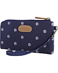 Brakeburn Polka Clutch Purse