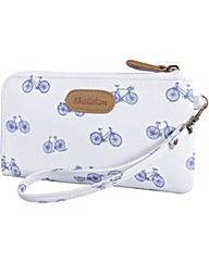 Brakeburn Bikes Clutch Purse