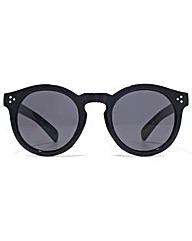 M:UK Camden Vintage Round Sunglasses