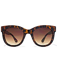 M:UK Hoxton Chunky Frame Sunglasses