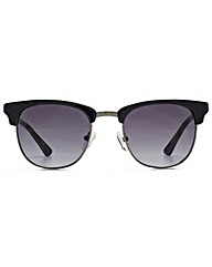 Guess Clubmaster Style Sunglasses