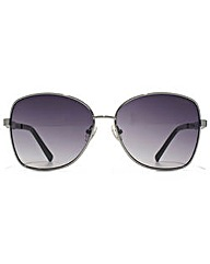 Guess Metal Butterfly Sunglasses
